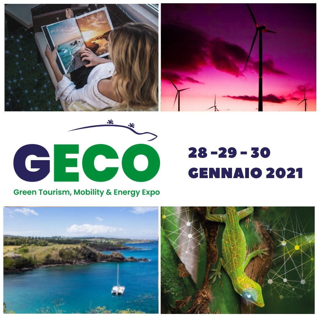 geco green tourism mobility energy expo